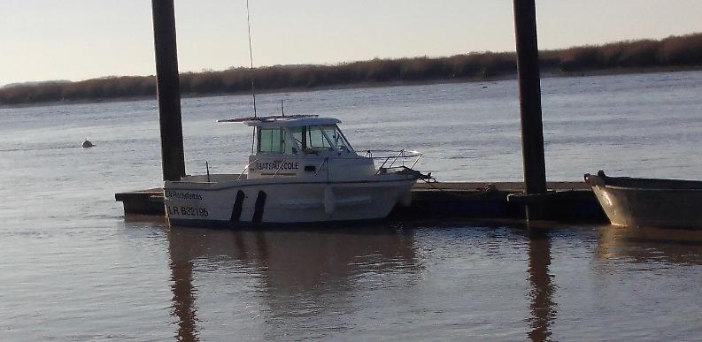 vedette permis bateau