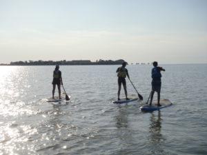balade paddle