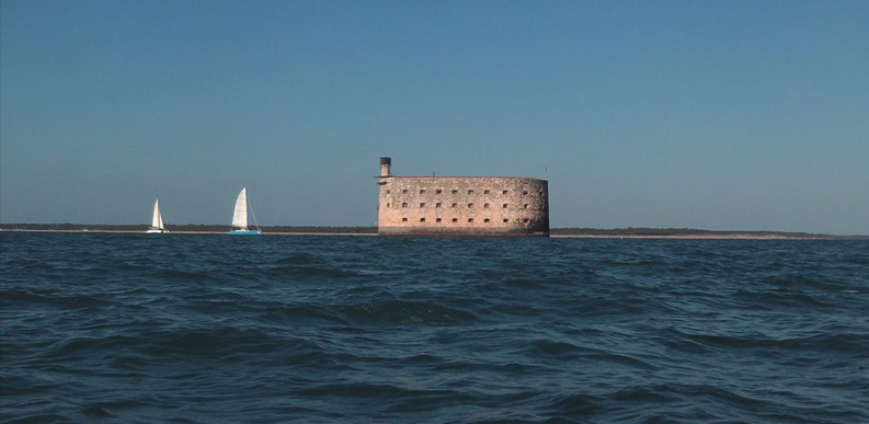 fort boyard ile d'aix charente maritime