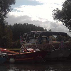 taillebourg; port d'envaux; bateau; kayak