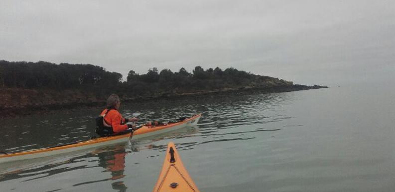 aix; kayak; club nautique rochefortais