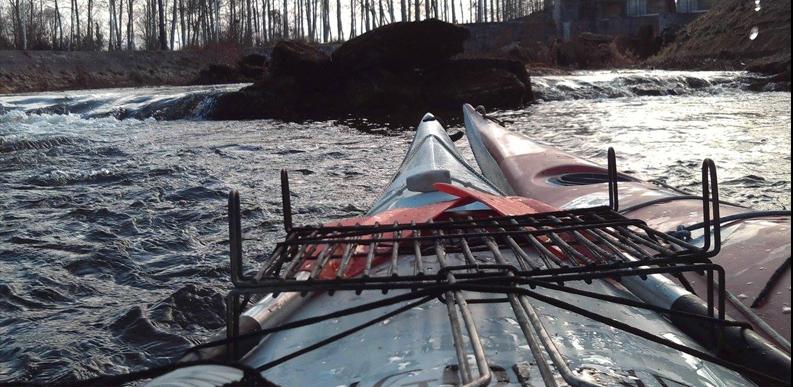 boutonne; kayak; club nautique rochefort