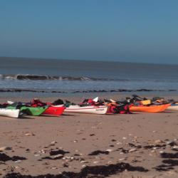 la cotiniere oleron kayak club nautique rochefort
