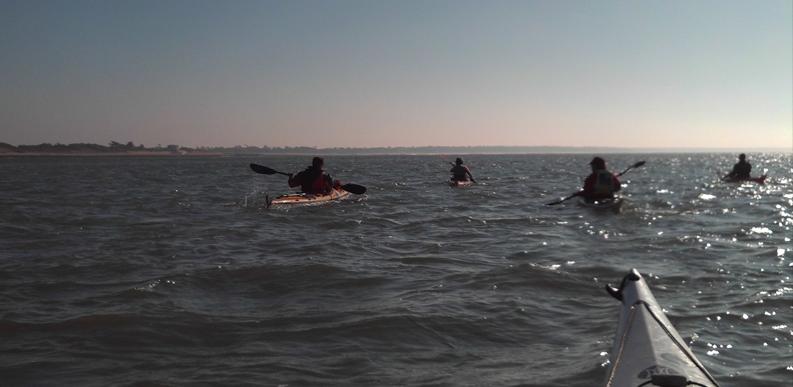 la cotiniere oleron kayak cnr