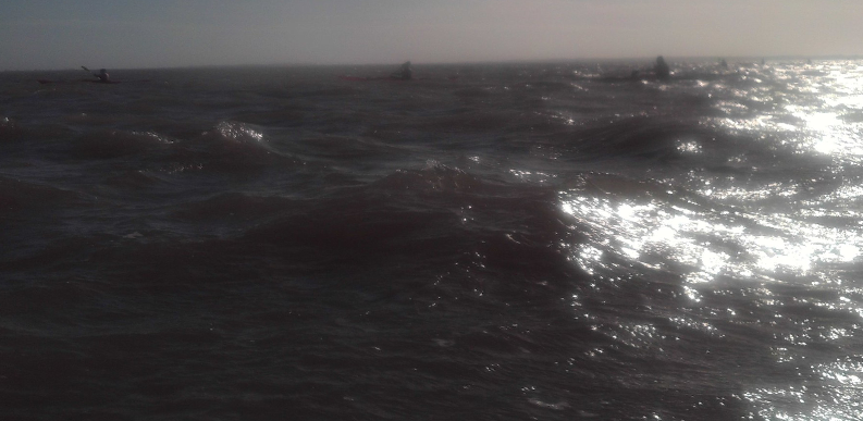 tour juliard banc de lamouroux kayak