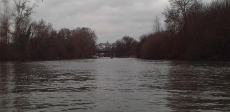 touvre kayak club nautique rochefortais