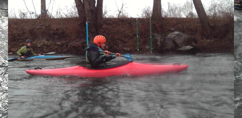 kayak riviere club nautique rochefort